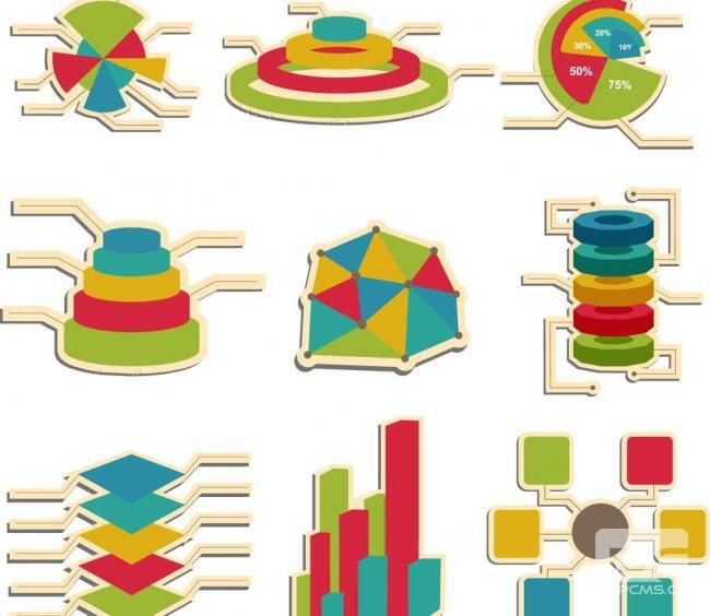 水利信息化平台-统计图表图片