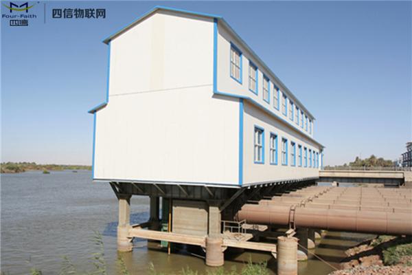 提升泵/渠首水泵站泵站监控系统_泵站无线监控系统_水泵远程监控系统