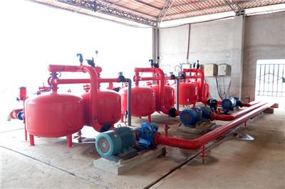 泵站控制系统