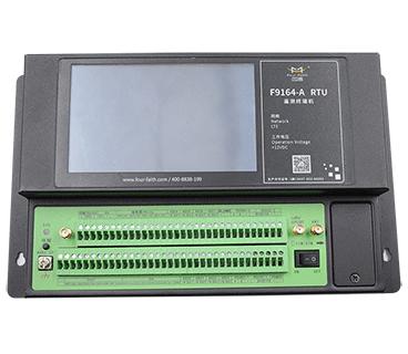 液晶触摸屏网口RTU遥测终端机 F9164-A 2