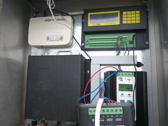 遥测终端机rtu案例2