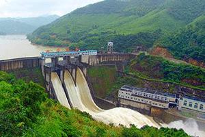 福建水电站|水库最小下泄生态流量监测系统