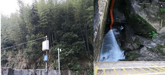 水电站生态下泄流量案例-漳州诚丰水电站