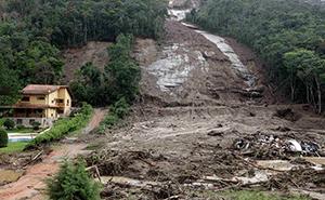 泥石流监测预警系统