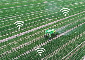 农业高效节水自动化灌溉系统
