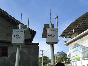 一体化土壤含水率监测系统(站)