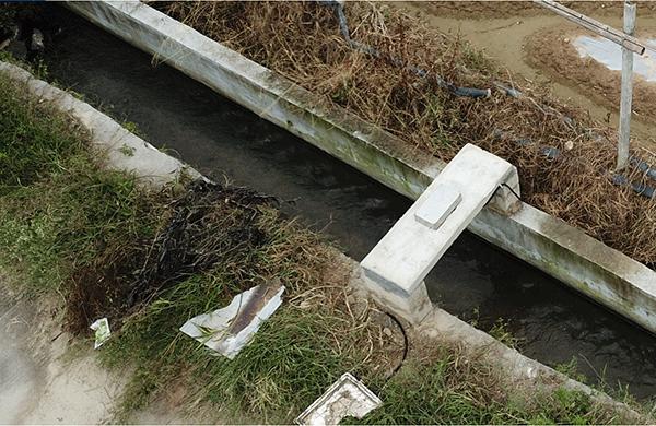 农业灌溉用水量监测方案现场图3