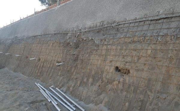 深基坑监测方案