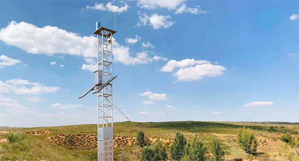 淤地坝防汛监控预警应用案例1