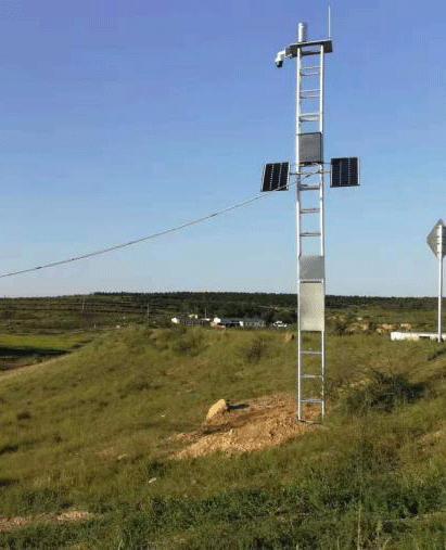 淤地坝防汛监控预警应用案例2