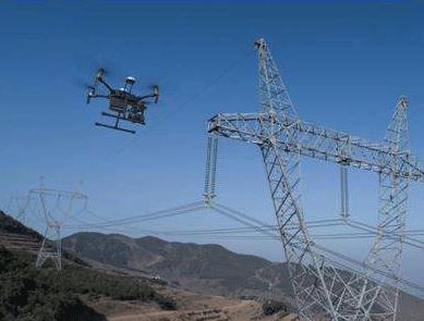 无人机电力巡线应用解决方案_智能无人机电力巡检系统