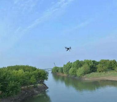 无人机河流环保应用_无人机河道环境监测解决方案_无人机巡河方案