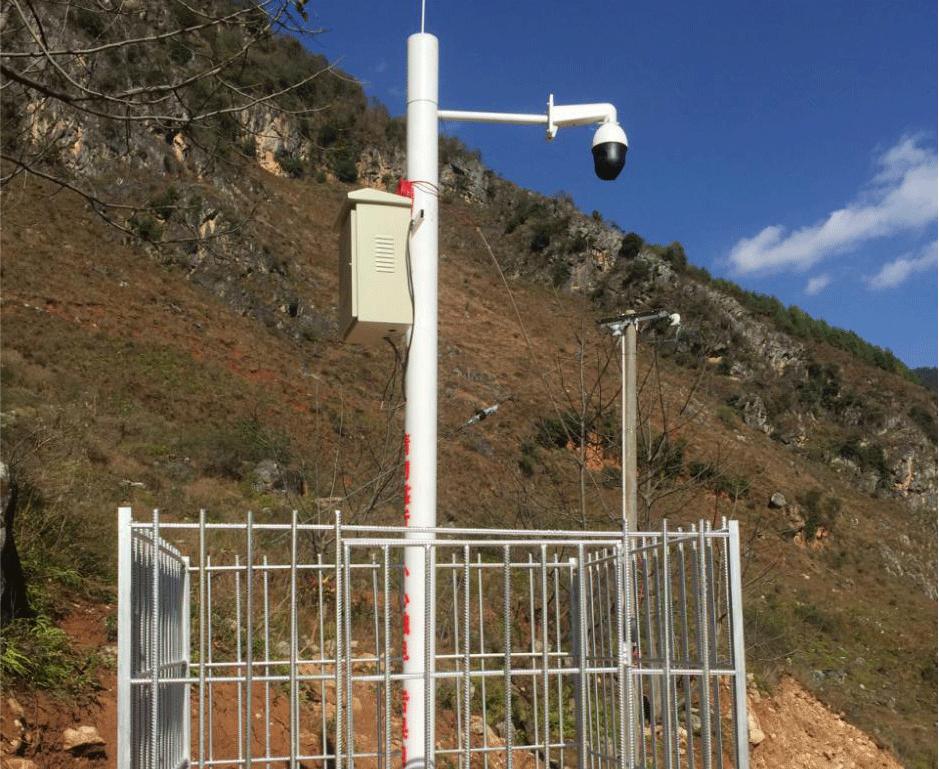 基于视频RTU技术地质灾害监测预警应用解决方案