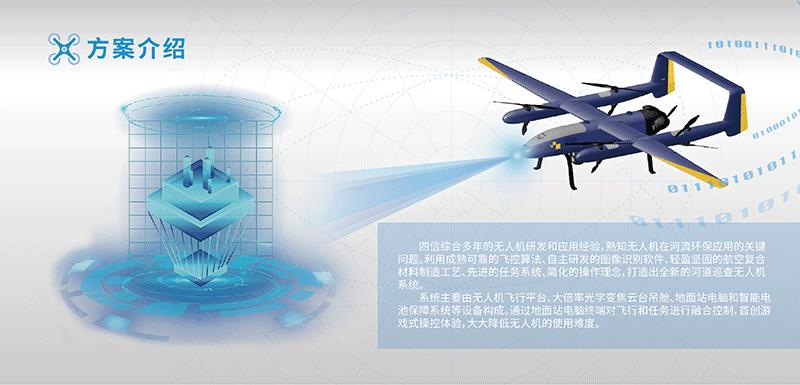 无人机环保_无人机环境监测_无人机巡河_无人机河流环境监测_无人机河流环保解决方案-方案介绍