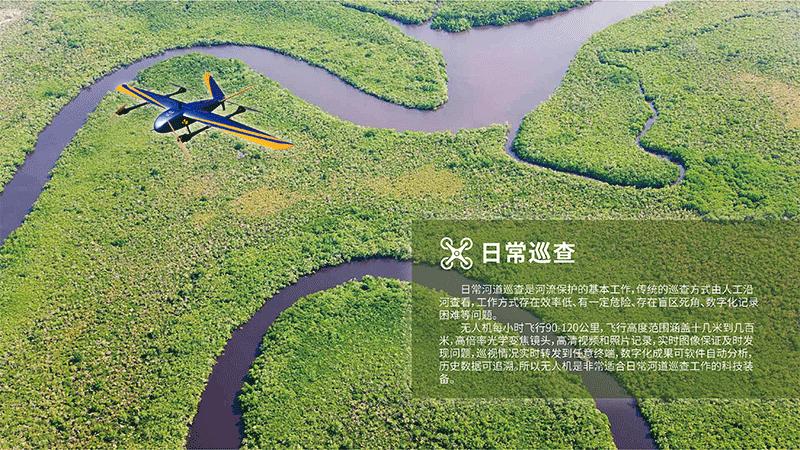 无人机环保_无人机环境监测_无人机巡河_无人机河流环境监测_无人机河流环保解决方案-日常巡查