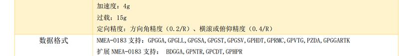 固定式高精度GNSS接收机_测量型一体化GNSS测量仪器参数3