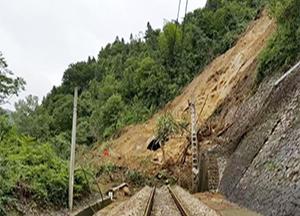 铁路地质灾害预警预报系统