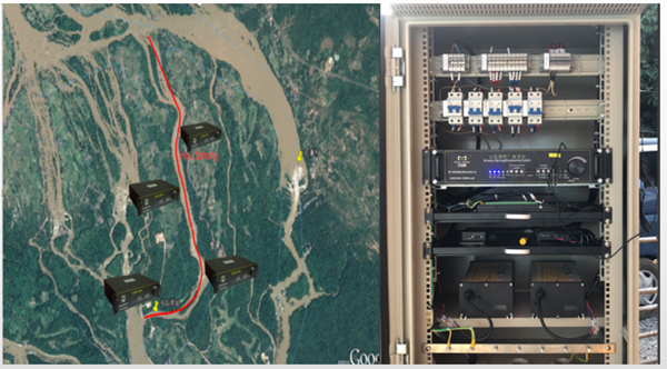水电站泄洪预警系统-四信老挝东萨洪泄洪预警项目