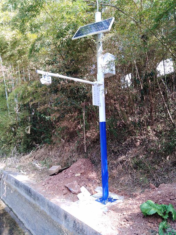 雷达流量一体机的应用案例