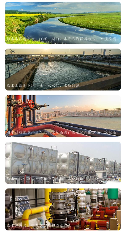 城市给排水监测解决方案需求