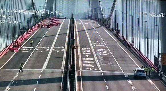桥梁安全监测系统可以应用于虎门大桥