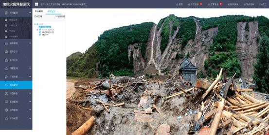 地质灾害监测预警系统