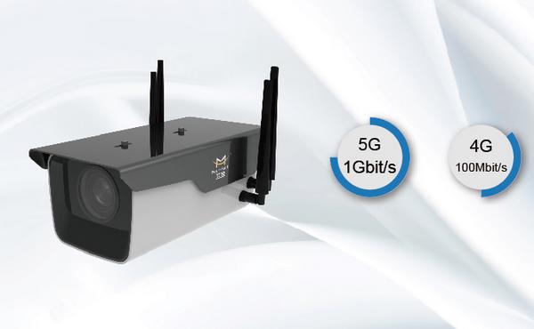 四信5G摄像头,5G物联网RTU网络摄像