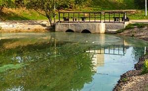 智慧环保水质在线监测系统解决方案