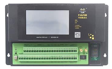 触摸屏环保数采仪 F-HJ100