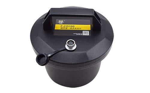超声波水位计_超声波水位仪_一体化超声波遥测水位计