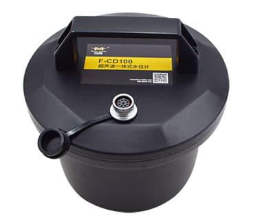 超声波一体式水位计F-CD100