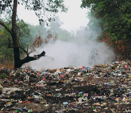 农村生活垃圾监测预警系统