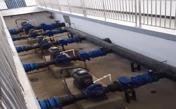 智慧供水管网监测系统