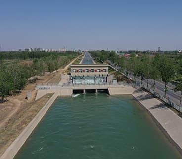 中型灌区续建配套与节水改造信息化系统